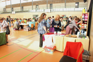 Hohenloher Wollfest 2018